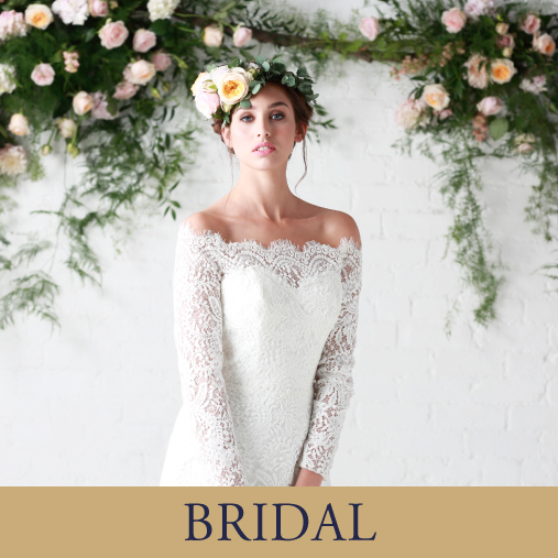 The Bridal Boutique - Bridal Dresses in Jersey