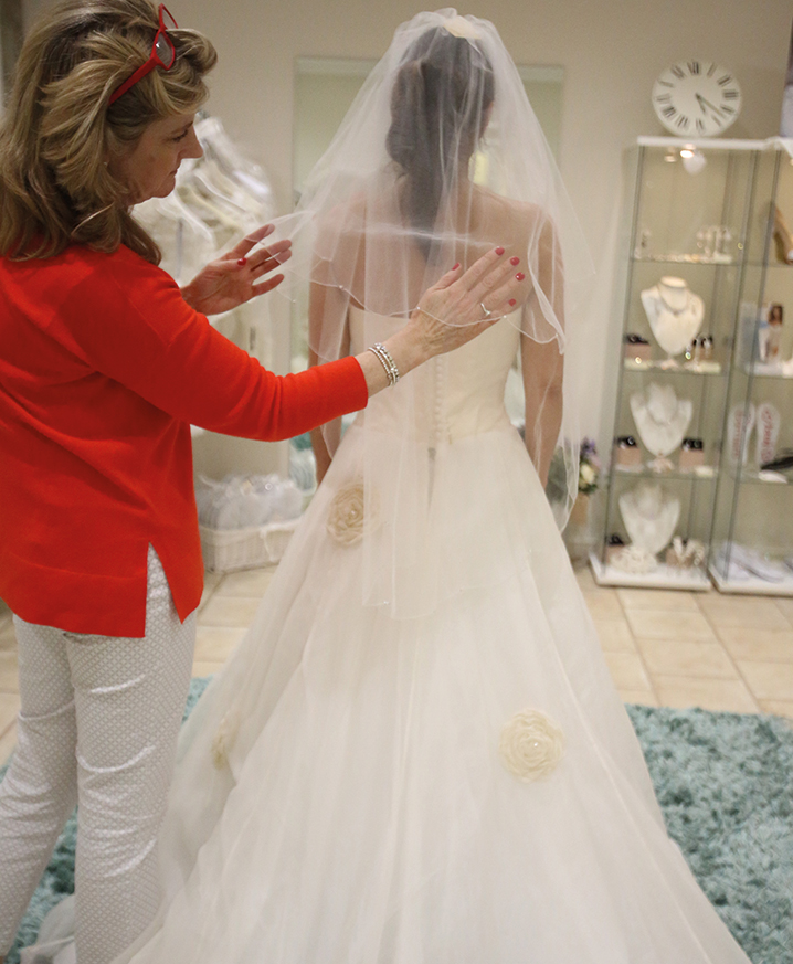 The Bridal Boutique - Wedding Dress Jersey - Vail