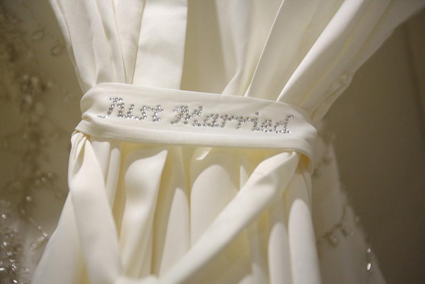 The Bridal Boutique - Wedding Details