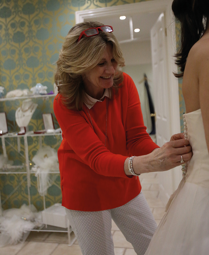 The Bridal Boutique - Caroline