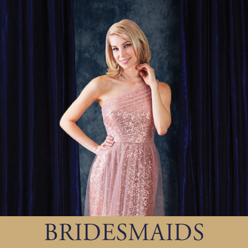 The Bridal Boutique - Bridesmaids Dresses in Jersey